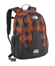 north face school bag