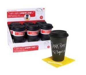 Chalkboard Coffee Cup