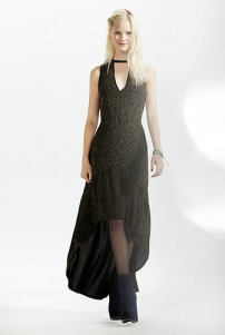 Ecote Black Magic Dress
