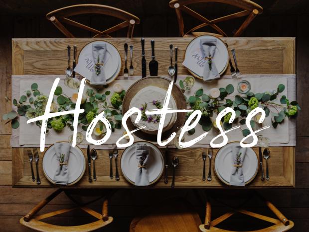Hostess posts